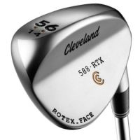 Cleveland 588 RTX Satin Chrome Wedge