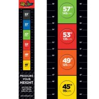 MKids Height Wall Chart