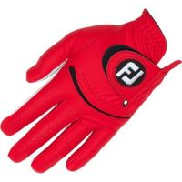 FootJoy glove Spectrum Mens Red