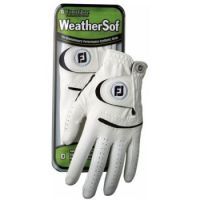 FootJoy glove WeatherSof