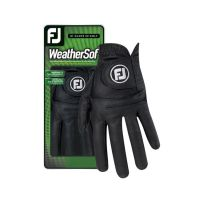 FootJoy glove WeatherSof Men's Black
