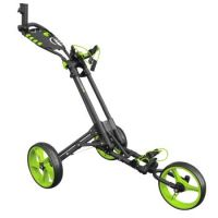 iCart One - 3 Wheel One Click Push Trolley