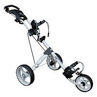 MK Golf 3 Wheel Push Trolley