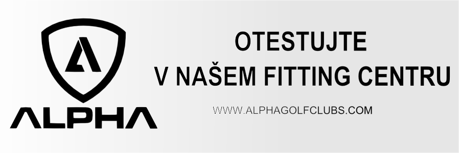 Alpha golf fitting fittingcentrum